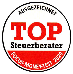 TOP Steuerberater 2020 Focus Money